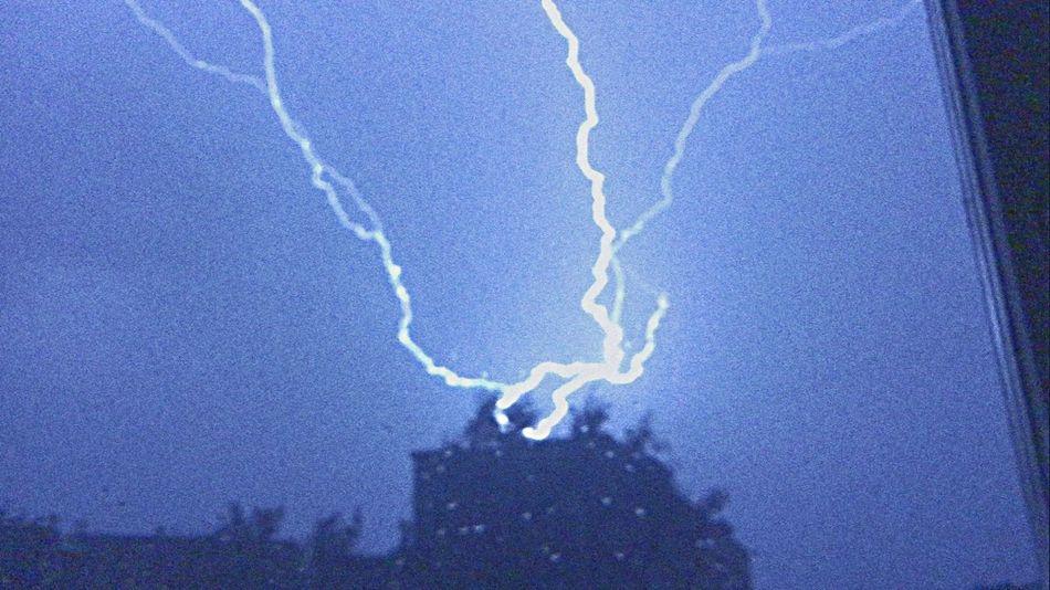 Thunderstorm ⚡️⚡️⚡️⚡️⛈