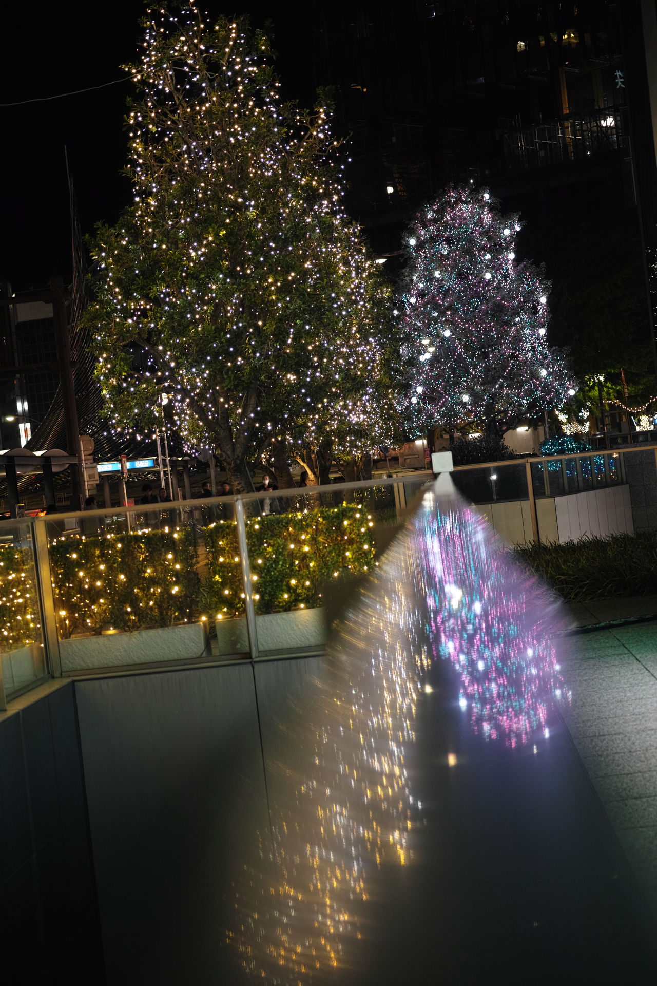 Japan Aichi Nagoya Illumination The Night View