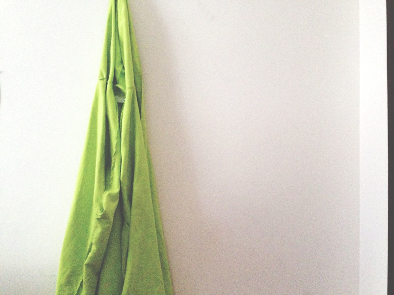 Close-Up Of Cloth Hanging On Wall