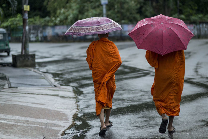 What Does Peace Look Like To You? Buddhism Monks