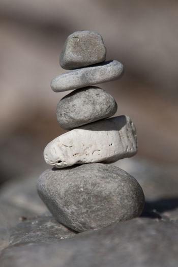 Fortune Hapiness Pile Of Stones Stone Staple