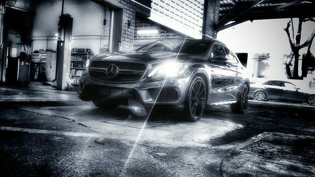 Mercedes AMG Bnw_society Bnw_auto Workshop