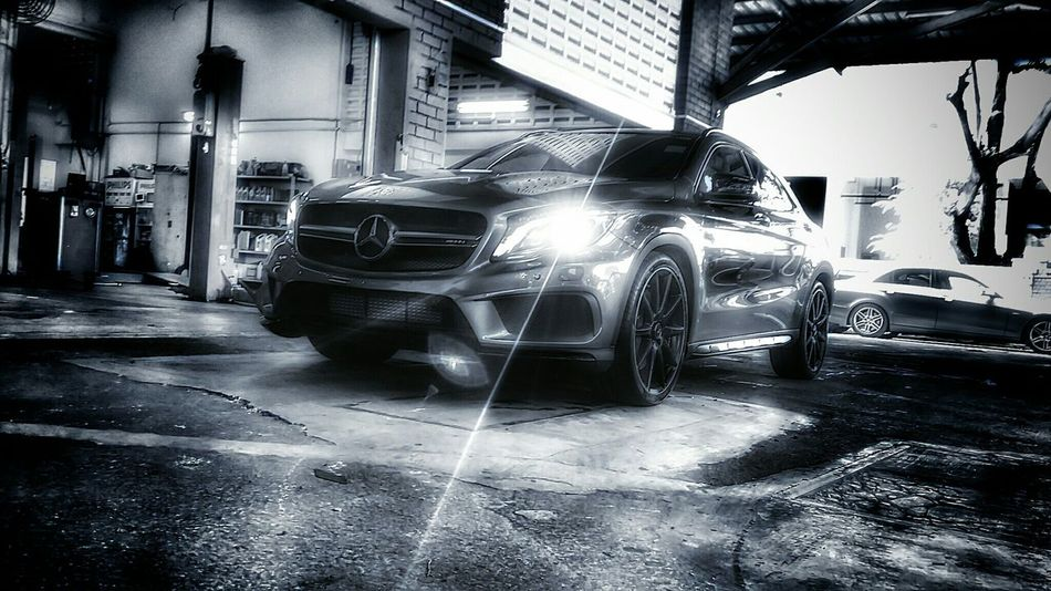 Mercedes AMG Bnw_society Bnw_auto Workshop