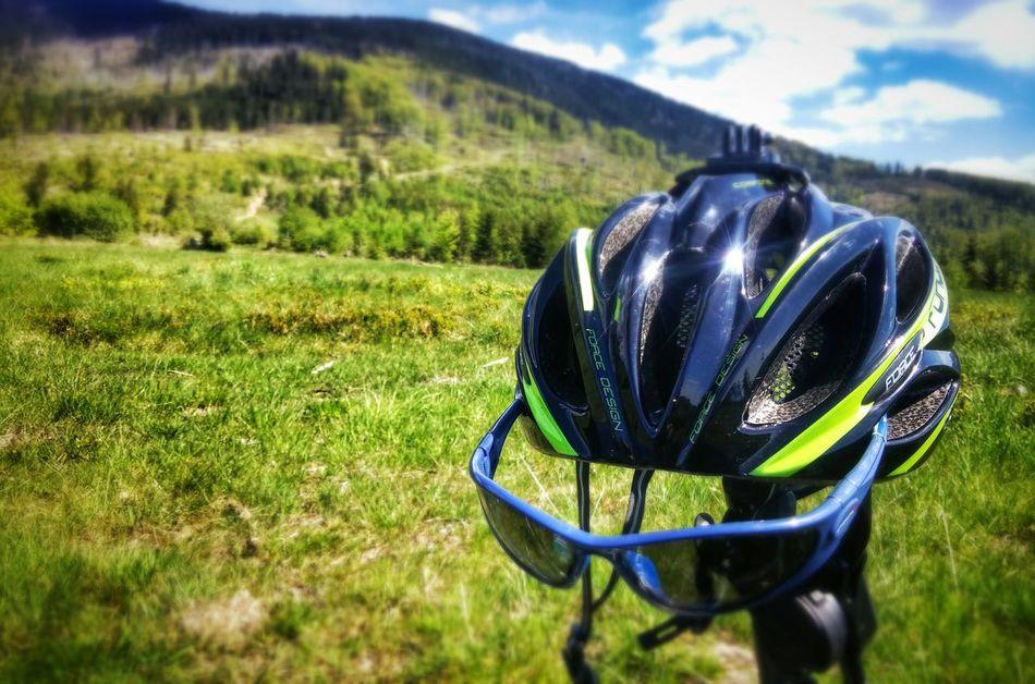 LGG3 Lgg3shot LGg3photography Sopotniawielka Beskidżywiecki Beskidy Bike Ride Bike Sport Rower Kask