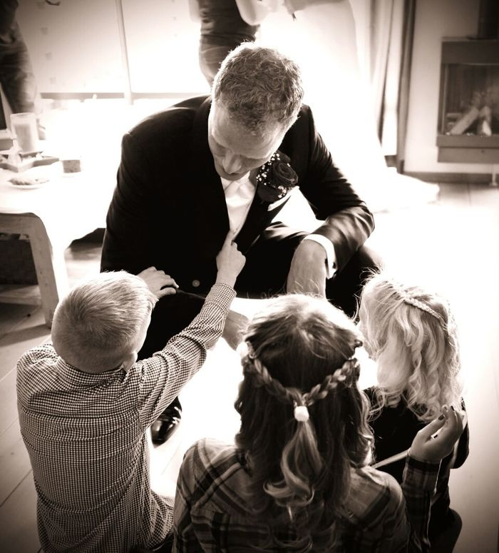 Men Togetherness Kids Watching Kids Are Awesome Kids Being Kids Kids PortraitBlack & White Photography Kim Veldman Happiness Smiling Smiling Face Curly Hair