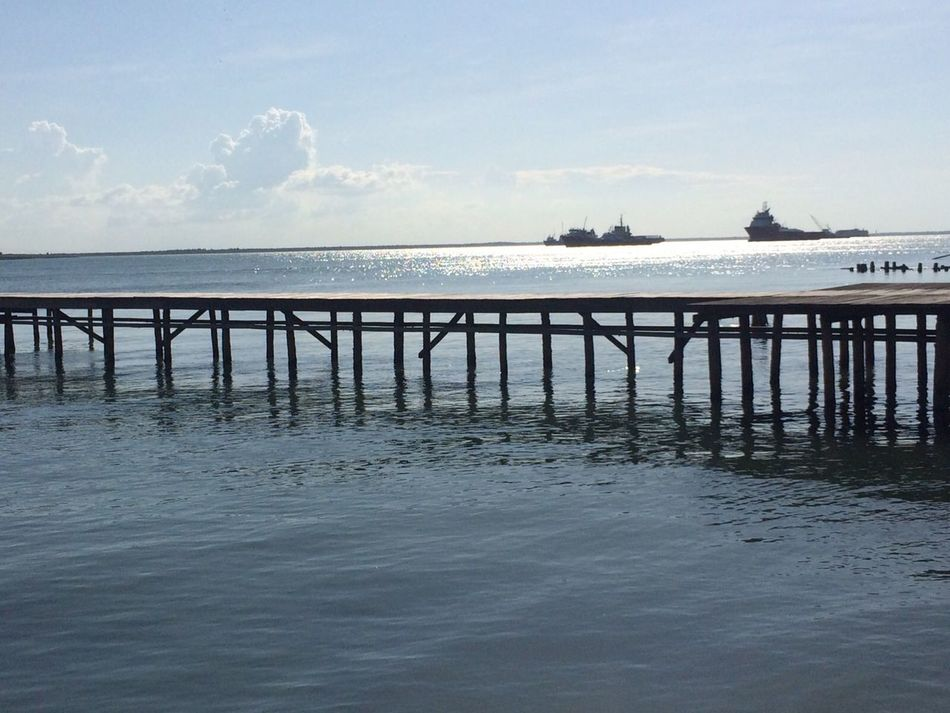 Ocean Ocean View Beautiful Beautiful Nature Landscape Sky The Purist (no Edit, No Filter)