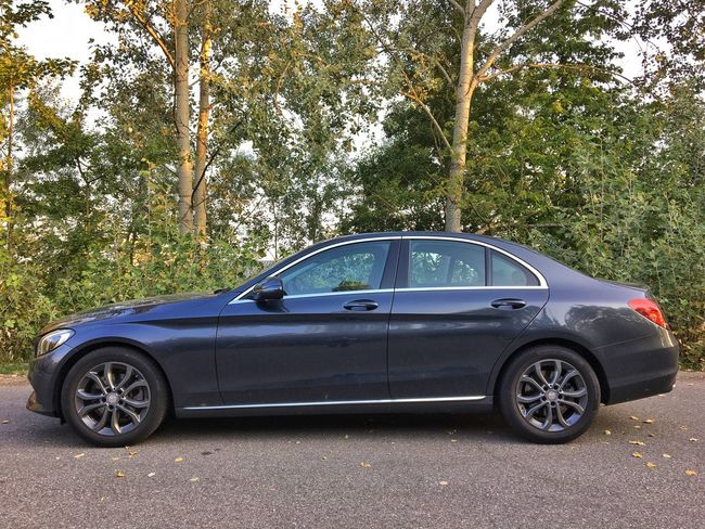 G'Morning. …took this C220 from Friedberg to Germersheim.