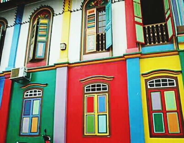Fullcolours Red Yellow Blue Green