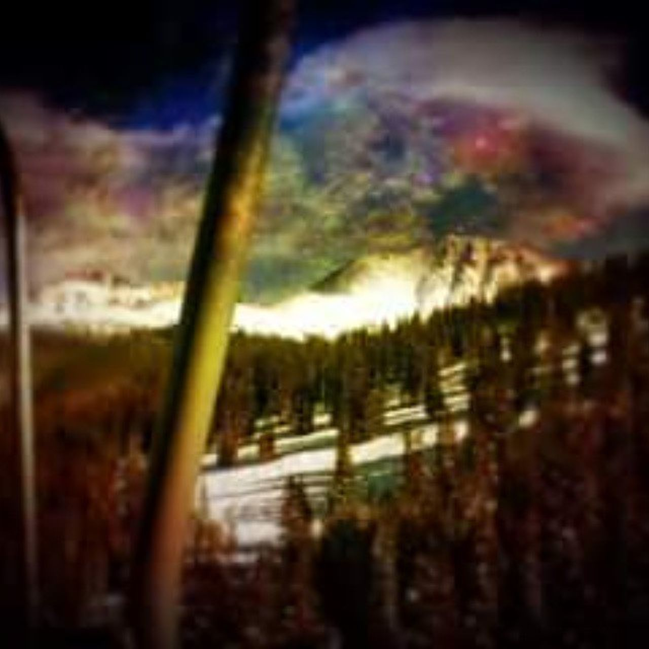 Chairlift Ski Skiing Skiingislife Mountainlife Winterpark Stars Fun Hellya Edit Trees Mountains HASHTAG