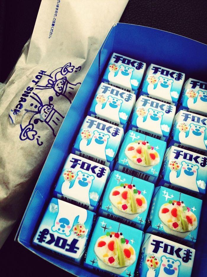 ハコガイ, I Love Food! #sweets #food #love  Do I Now You ?! -_-#