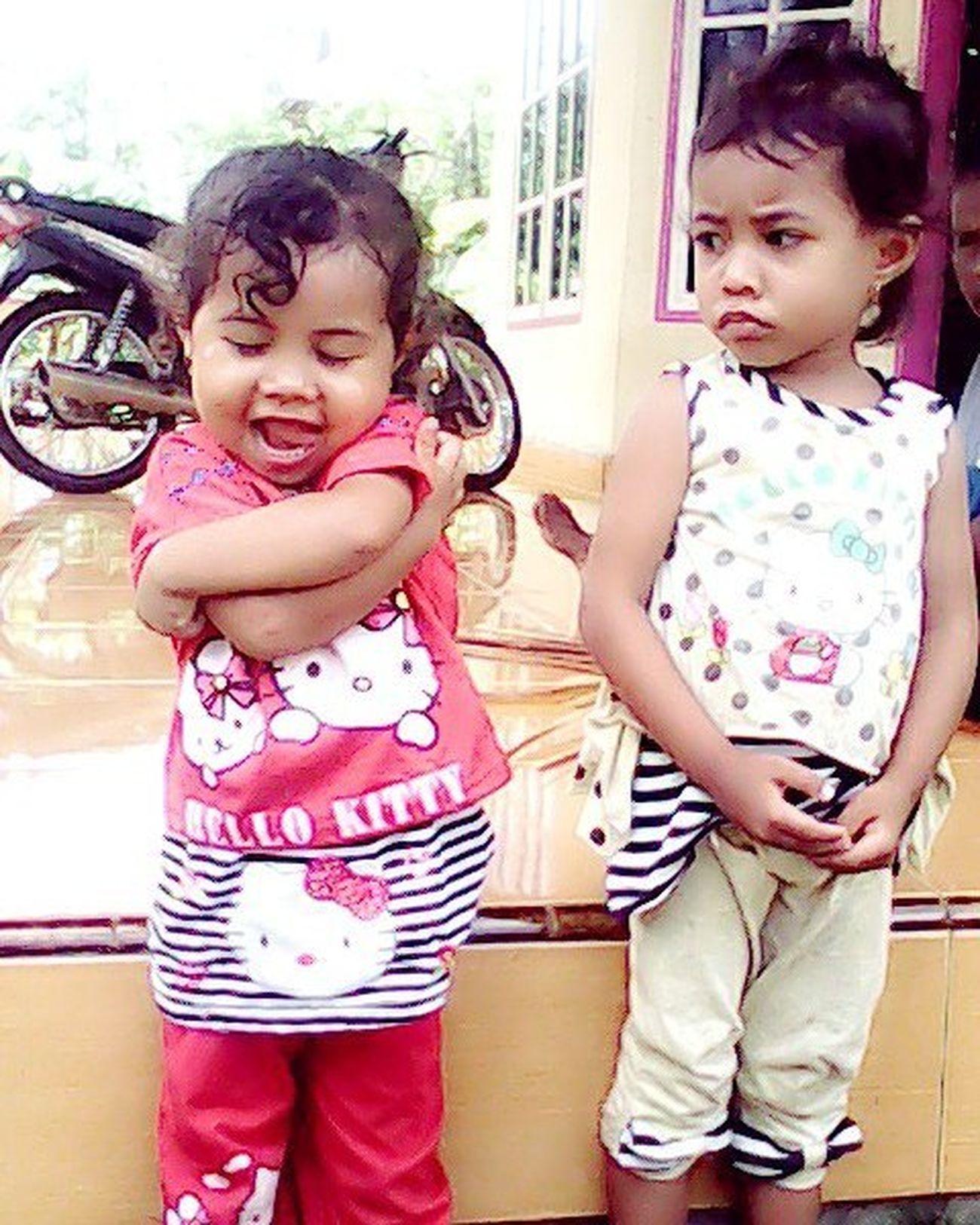 Ciiee yang lagi marahan...... . . . Ekspresi Polos Anakkecil Lucu Funnykids Gemas Apaadanya Anakindonesia