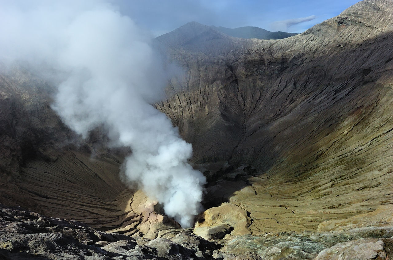 Beautiful stock photos of feuer, Accidents And Disasters, Active Volcano, Bromo-Tengger-Semeru National Park, Day