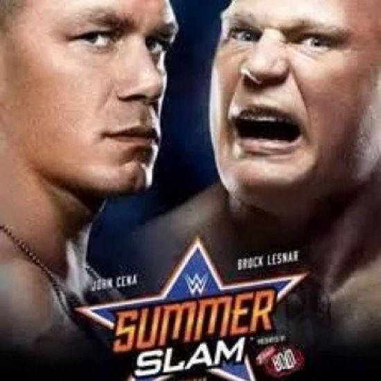 Yes. The Biggest Fight Of The Summer Finally Happens This Sunday. Summerslam CenavsBrock Wwe Bestforbusiness beast champ cena lesner wwewhc