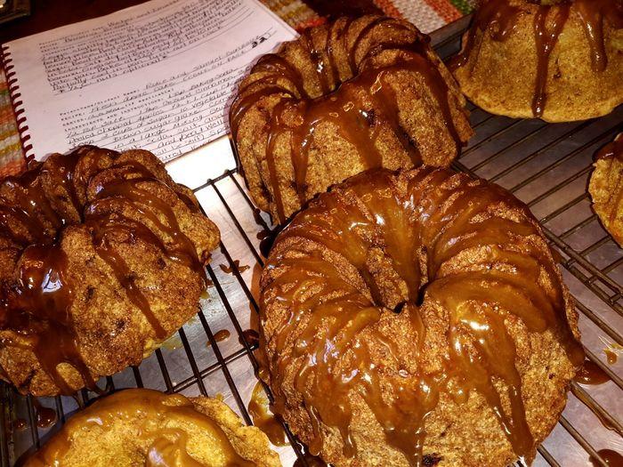 Food Cakes! Sweetshop Sweetness Apple Cake Caramel Holiday Desserts fresh apple cakes Food Stories
