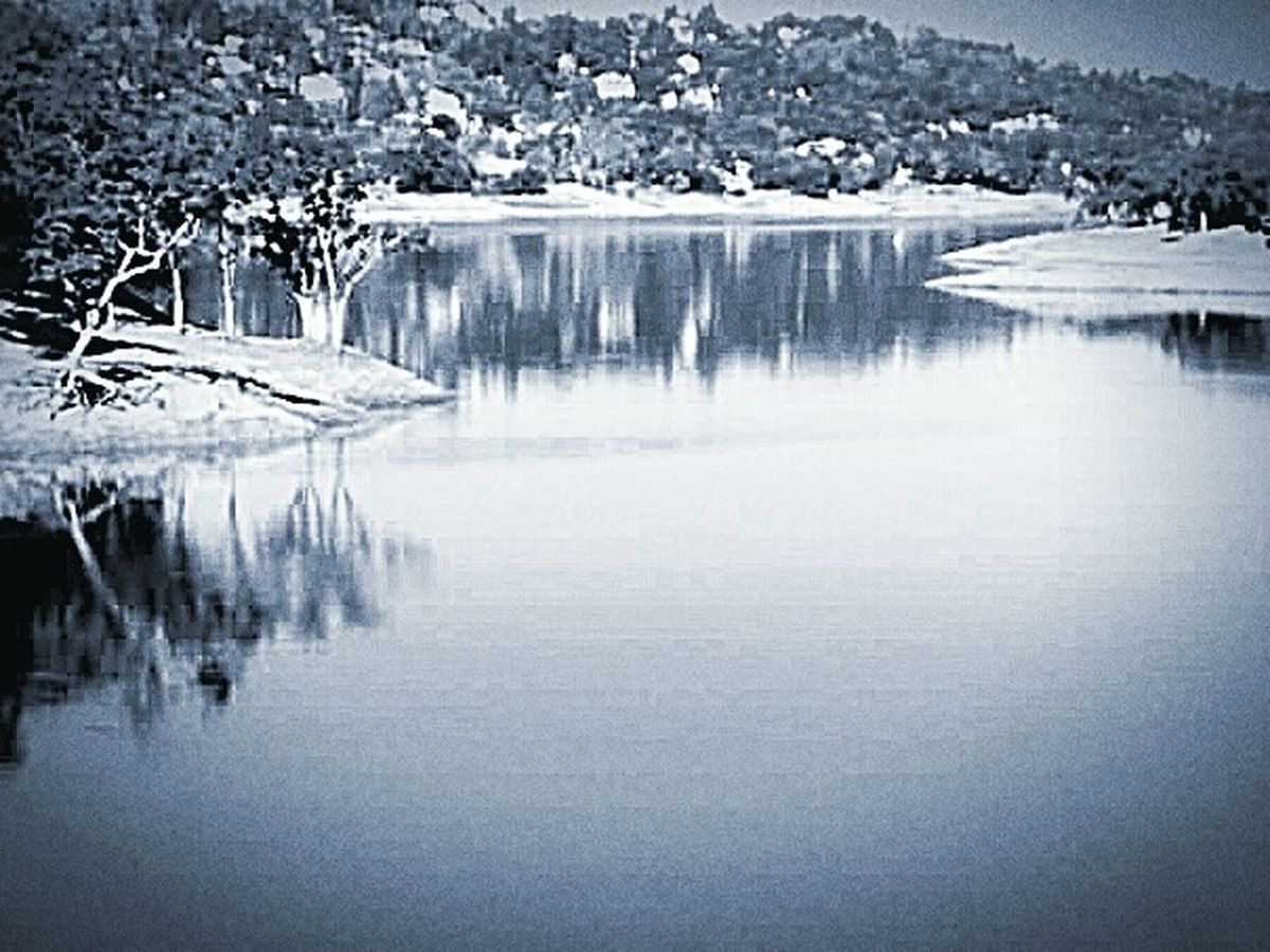 Trees Mother Nature Nature Photography Reflections On The Water Tree Porn My Photography Water Reflections Water My Point Of View This Week On Eyeem Black And White Nature Photography Lake View Houses On Mountain
