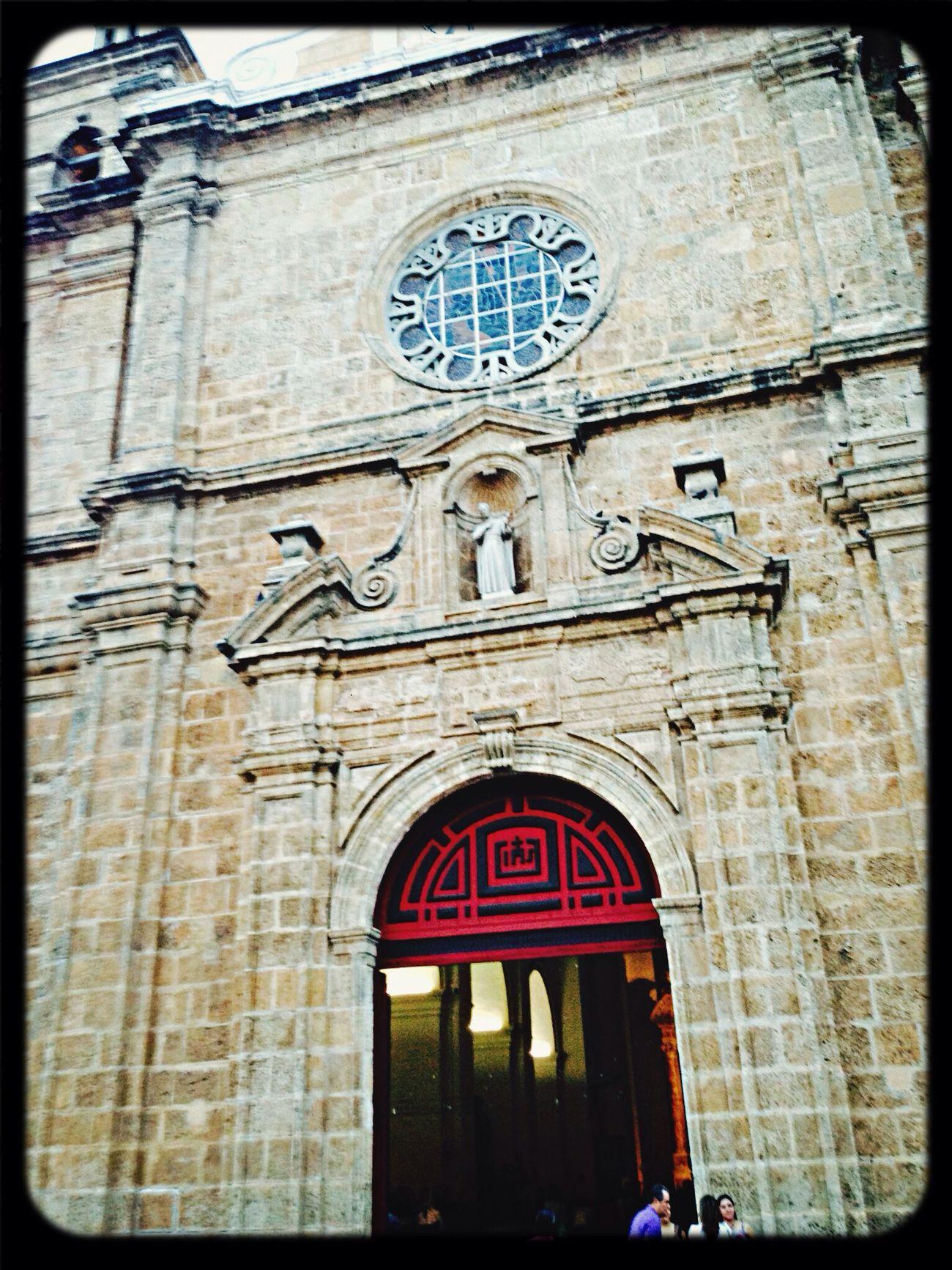 Catedral Cartagenas De Indias Colombia Cartagena, Colombia