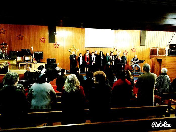 Concerto Natal Igreja do Jubileu
