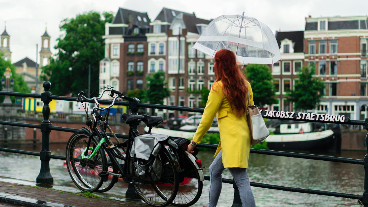 Beautiful stock photos of architektur, Amsterdam, Architecture, Bridge - Man Made Structure, Building