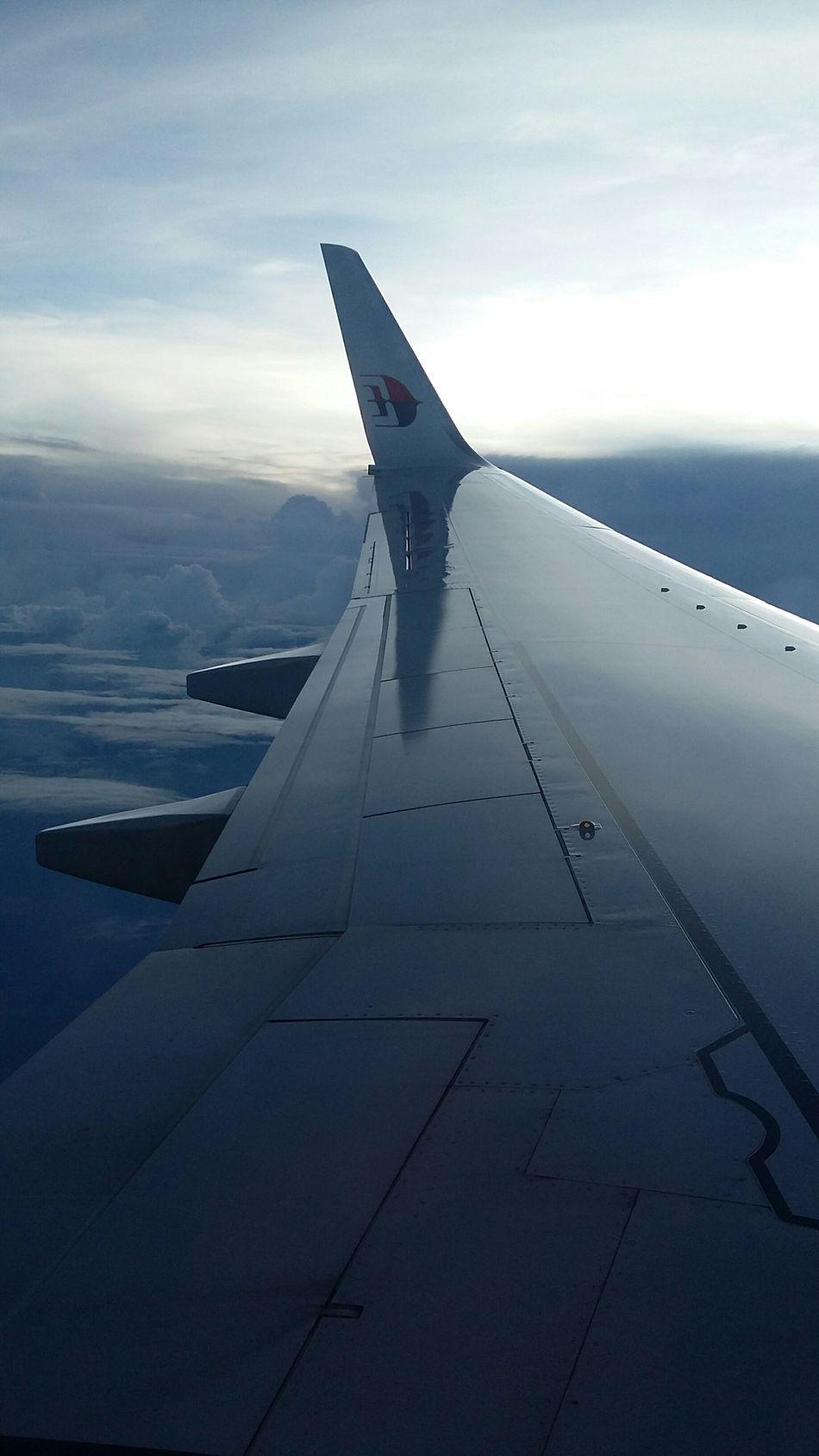 Keep Flying Enjoying Life Travelling MAS Airlines