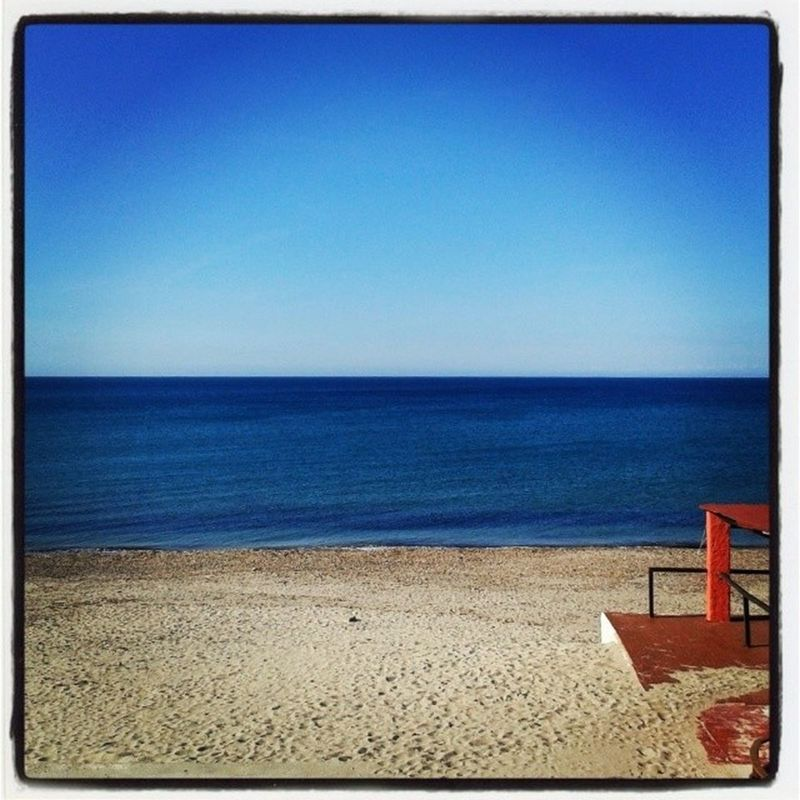 Silence&I Platamona Sardegna Terra Sarda  Sea And Sky Contrast On The Beach Nature Seeking Inspiration Details