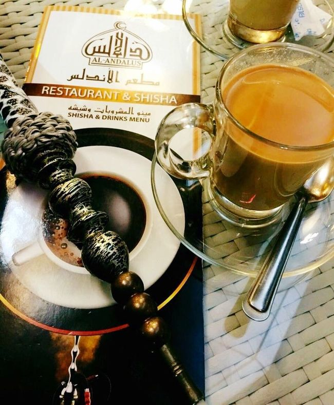 Shisha MasalaTea Chilling Nightout Arabic Style