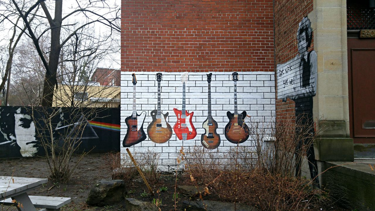 The wall Architecture Built Structure Wall Art Dylan Rock Music Art Urban Photography Music Montreal Rocks Urban Art Pink Floyd Hanging Out Graffiti in Montréal Canada Culture Vs Nature Art Is Everywhere The Secret Spaces
