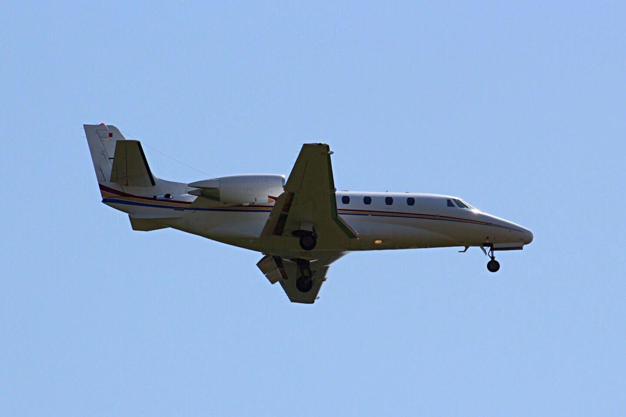 Airplane Girona Gironamenamora