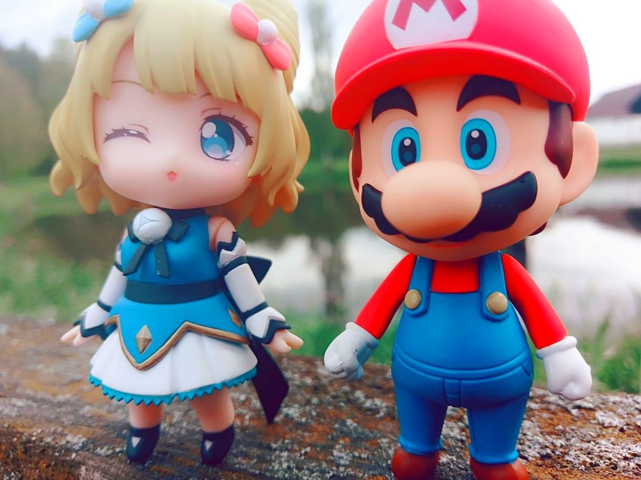 Child Boys Grass Doll Figurephotography Figure Figures Nendoroid Nendophotography Nendoroidphotography Funkopopvinyl Funko Mario Supermario Lovelife LoveLive! Loveliveschoolidolproject Water First Eyeem Photo