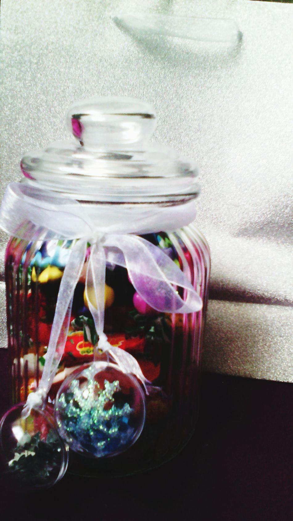 Xmas Presents Littlesister Sweet♡ First Eyeem Photo