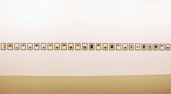 Simplicity Taking Photos Exhibition Canonphotography Canon Canon 70d ArtWork Art Frames Istanbulmodern Pattern Pieces