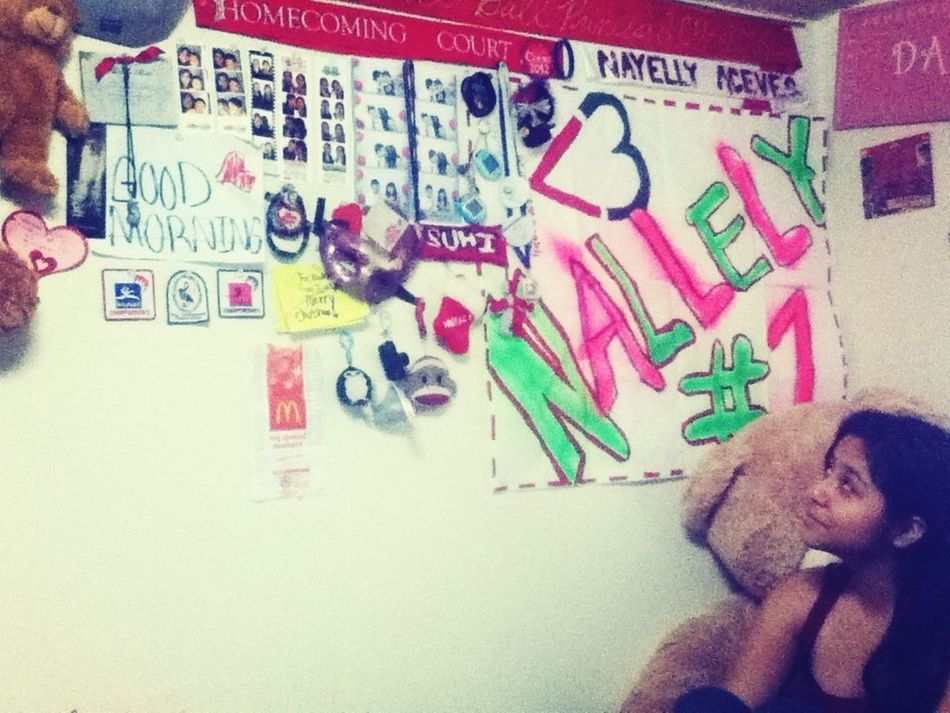 Rearranging My Room :)