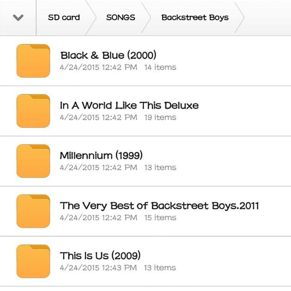 Backstreet Boys Collection! Backstreetboys Backstreet Everybody Time Itsgottabeyou Spanisheyes Largerthanlife Call Manymoretogo Addicted Amazing Mindblowin