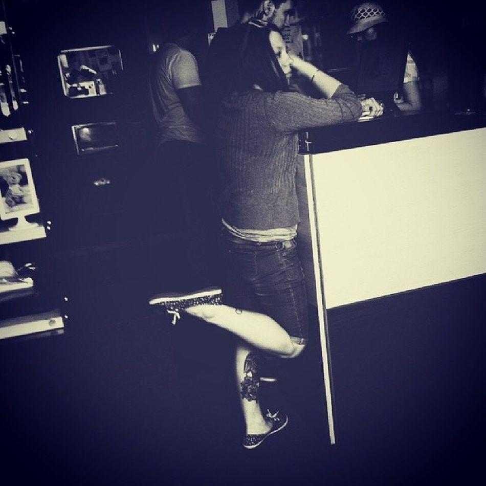 Photo by @alejandromanov Coffeeboxteam CoffeeBox Work Job tattoo baristas girl vsco_hub vsco vscocam vscopeople vscorussia vscobook vscobook vscoeurope vscophoto vscobelarus vscovinnica