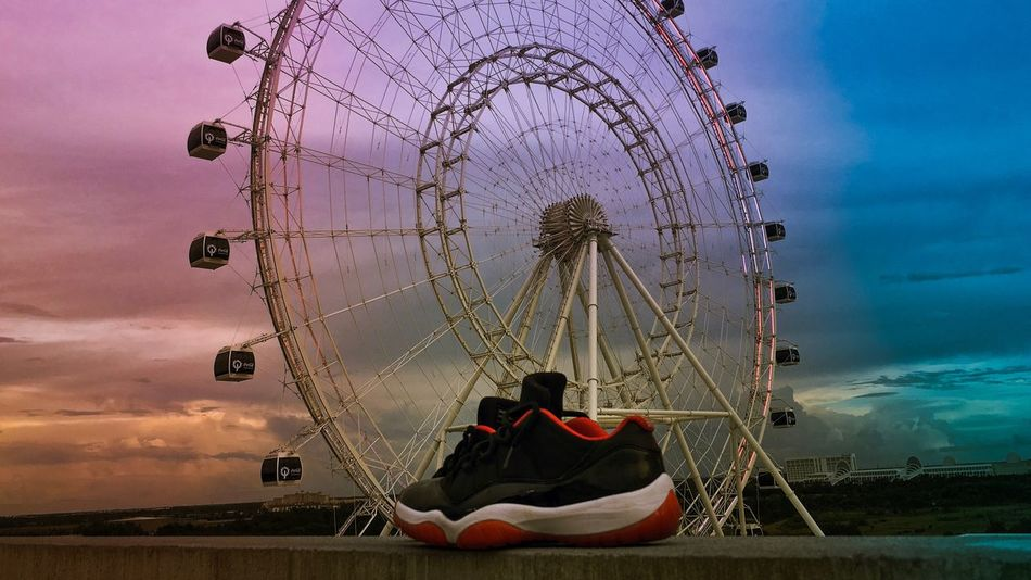 The Orlando Eye Jordan 11  Jordans Orlando Florida Nike