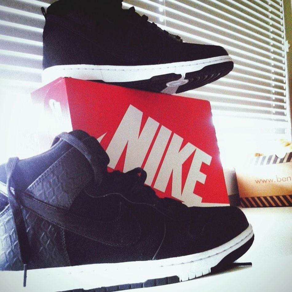 New Shoes Top Happy Nike Dunk Black Snake Skin Footshop