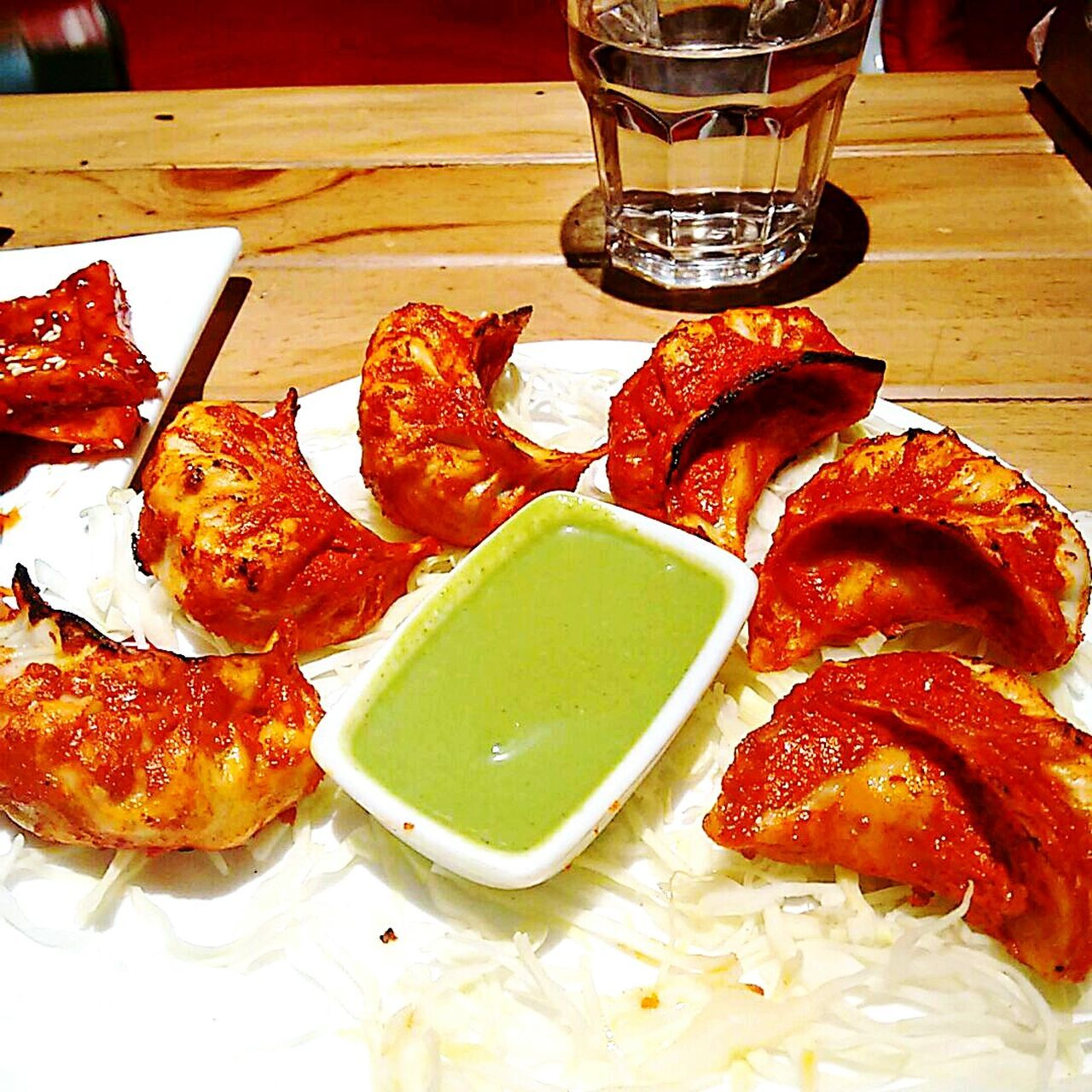 Momos Tandoori Momos Cafe Time With Friends Food Photography PhonePhotography Motog2