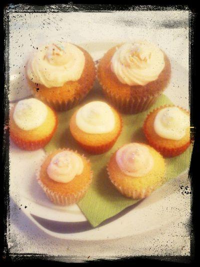 Cupcake family... die Erste!