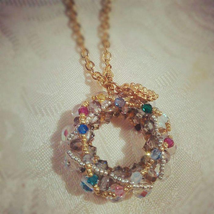 Beads Hand Made Jewellery Handmade Jewellery 造ってみた🙋