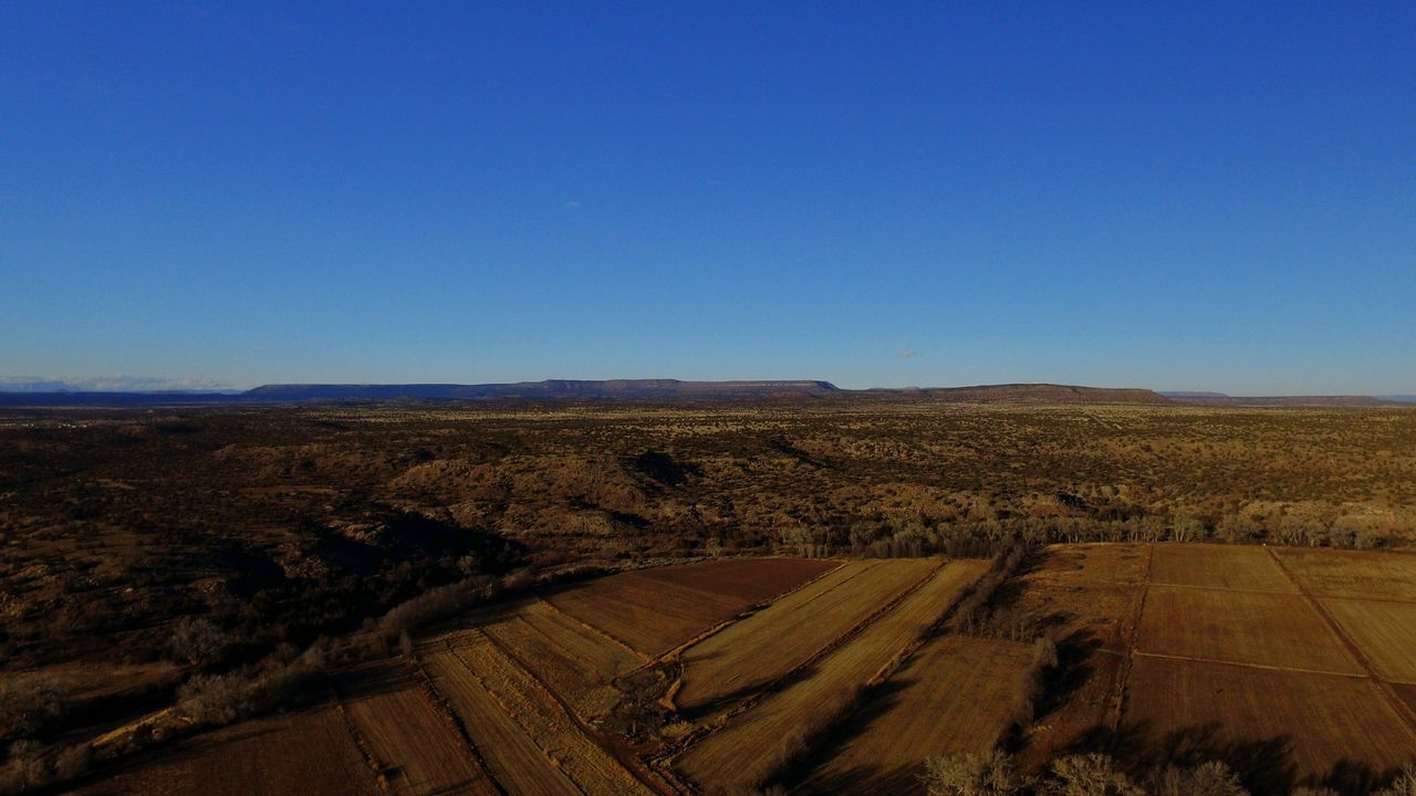 Desert Landscape Sand Sand Dune Clear Sky Flying Newmexicosunset Newmexicosunsets DJI Phantom 3 Drone  Dji Global NewMexicoTRUE Newmexicoskys Newmexicoskies Newmexicophotography