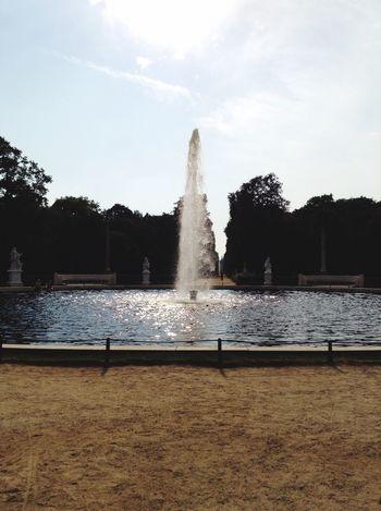Potsdam Potsdam Park Sanssouci Beautiful Day Beautiful Glitter