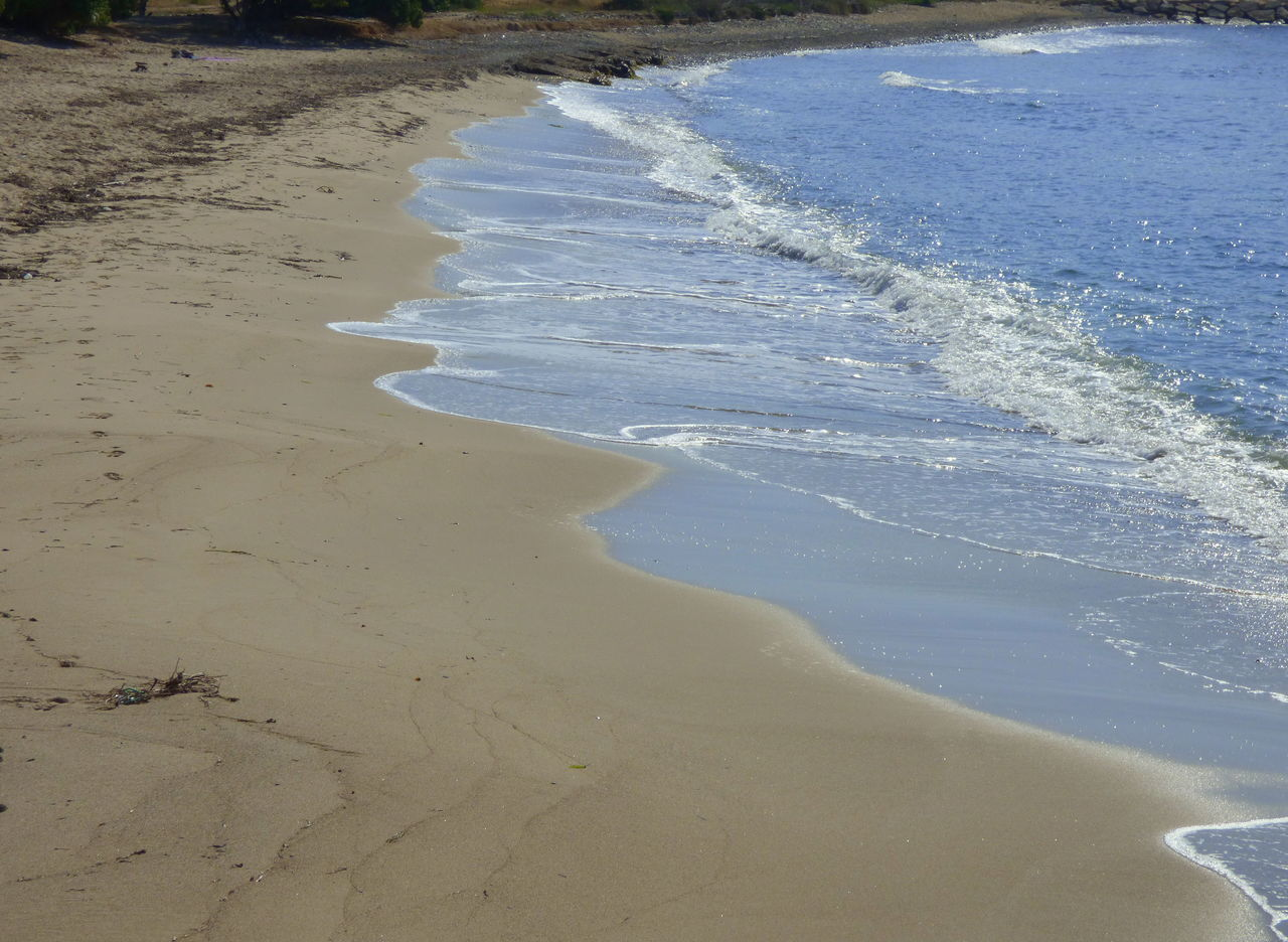 beach, sand, sea, shore, nature, no people, water, summer, wave, beauty in nature, outdoors, day