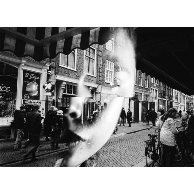 Streetphotography Overlays Jordaan Amsterdam Bnw_captures Bnw