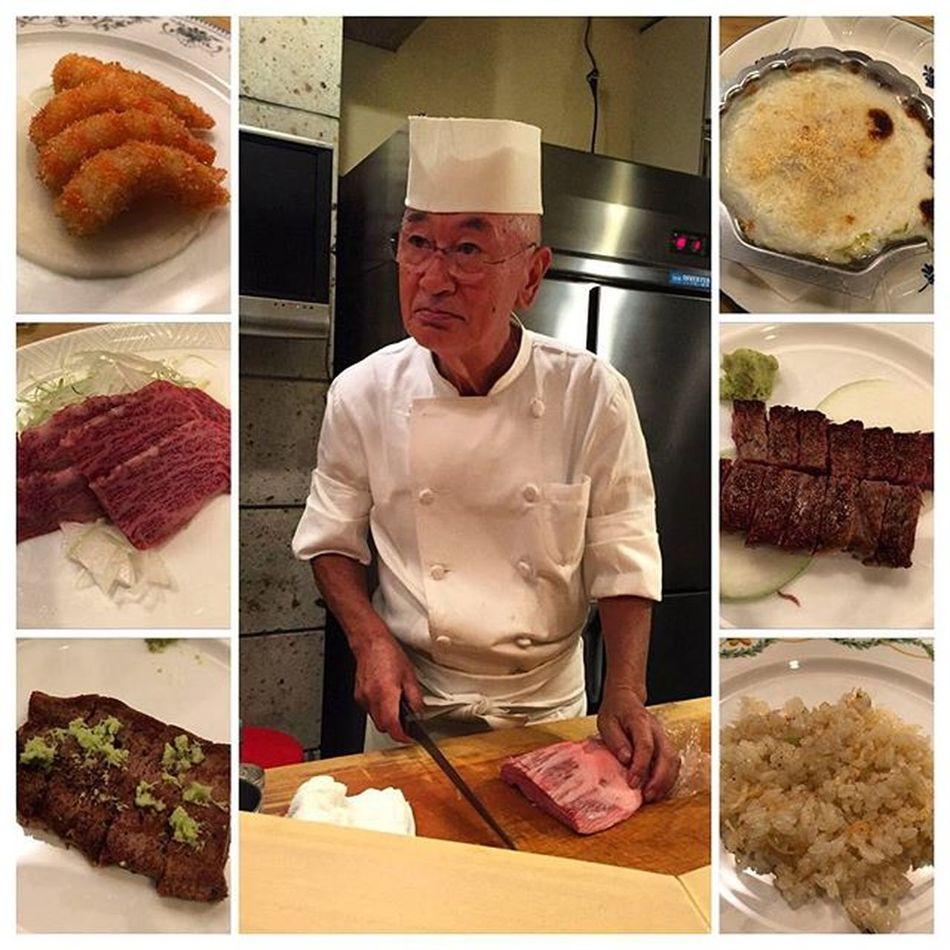 Takayama -san Makoto Nihonbashi 7coursedinner omakase nomenu delicious highlyrecommended @angela.arifin