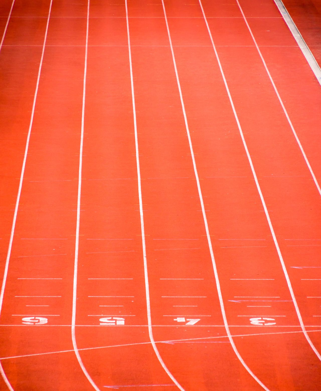 Backgrounds Competition Competitive Sport Curve Day Dividing Line High Angle View No People Outdoors Red Running Track Sport Sports Race Sports Track Sprinting Stadium Starting Line Track And Field Track And Field Athlete Track And Field Event Track And Field Stadium Track Event