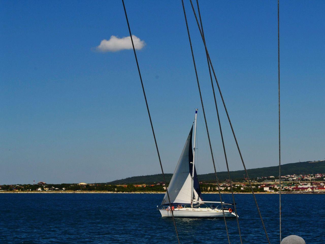 Море Черное море катер красиво Lieblingsteil