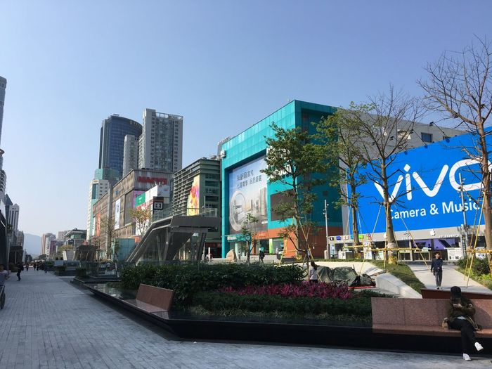 New Huaqiang North Street First Eyeem Photo