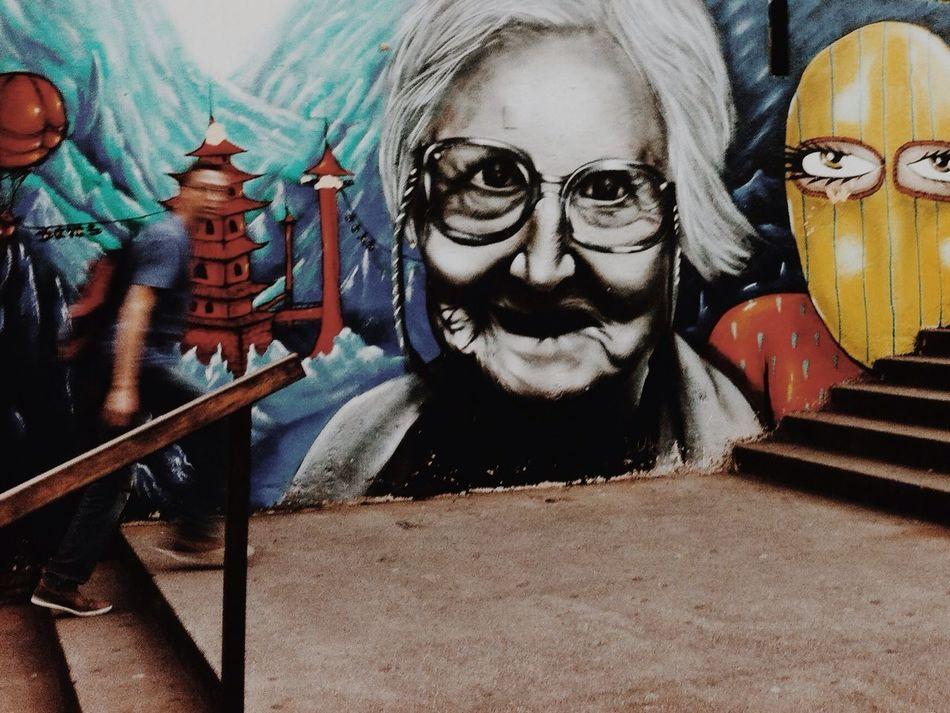 Picturing Individuality Street Art/Graffiti Mobgraphia The Changing City The Street Photographer - 2016 EyeEm Awards
