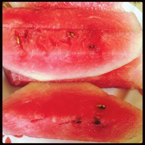 Water Melon Breakfast Yam Yam Fud