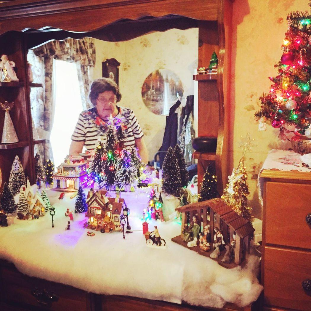 Christmas Around The World Christmastown Grandmas Love