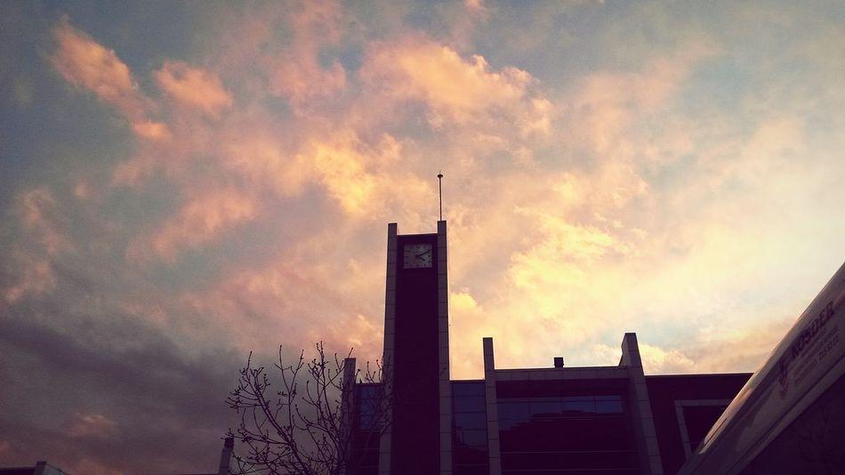 My School. :D School ✌ Manzara Iyi Ya